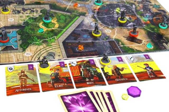 Wildlands may be the slickest, simplest fantasy skirmish