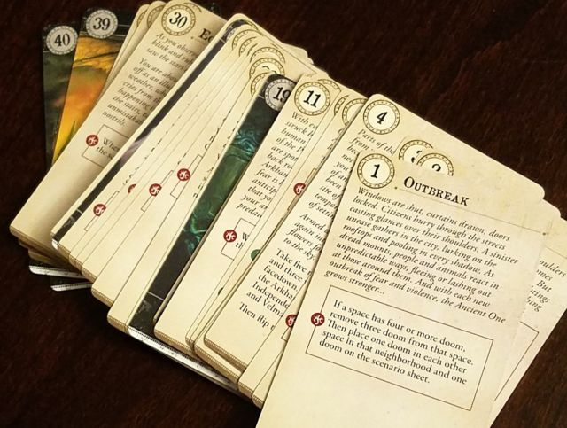 Arkham Horror Third Edition: The classic Lovecraft adventure