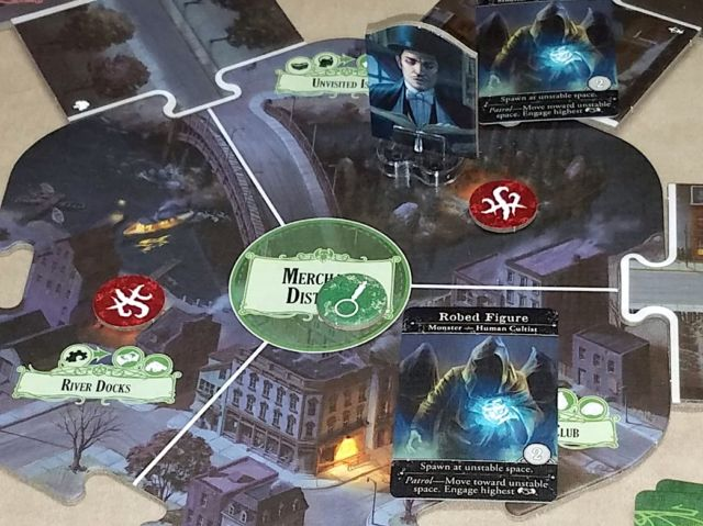 Arkham Horror Third Edition: The classic Lovecraft adventure returns
