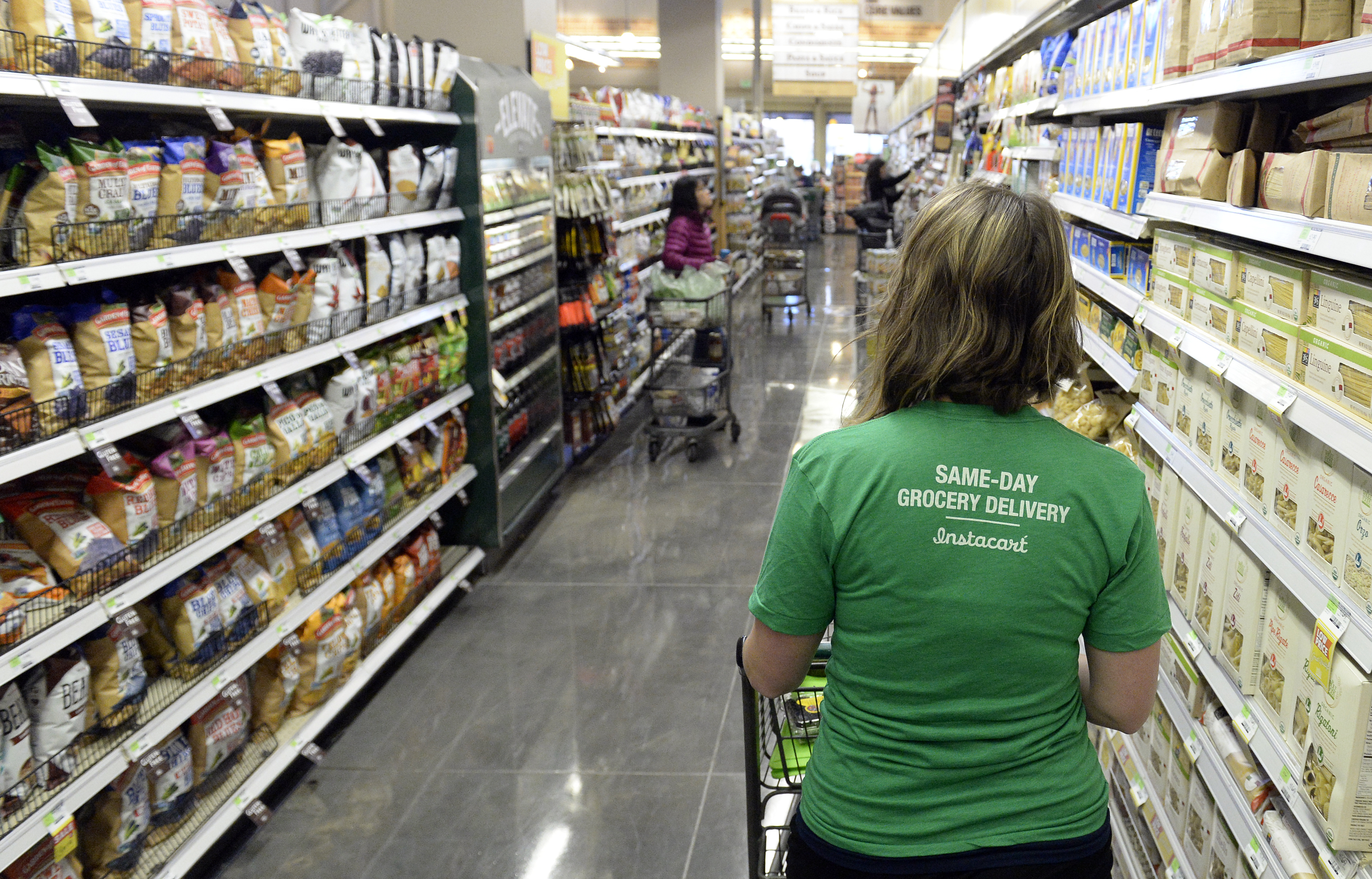 Instacart changes how it pays shoppers, but many say they're now
