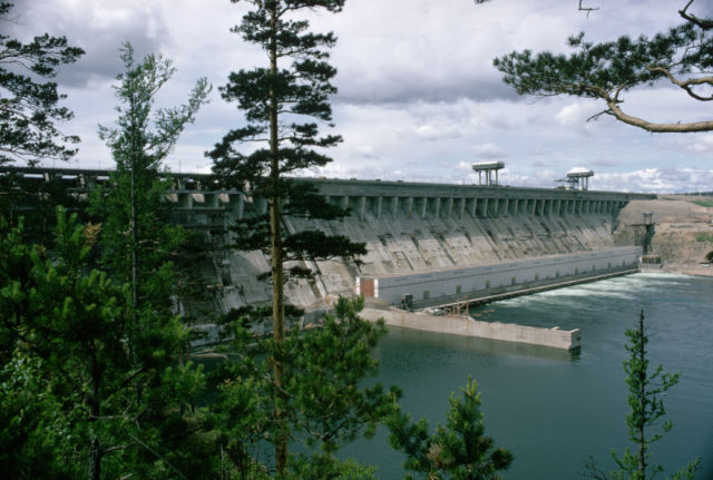 Northern Washington's hydroelectric plants would be unaffected by a carbon fee initiative.