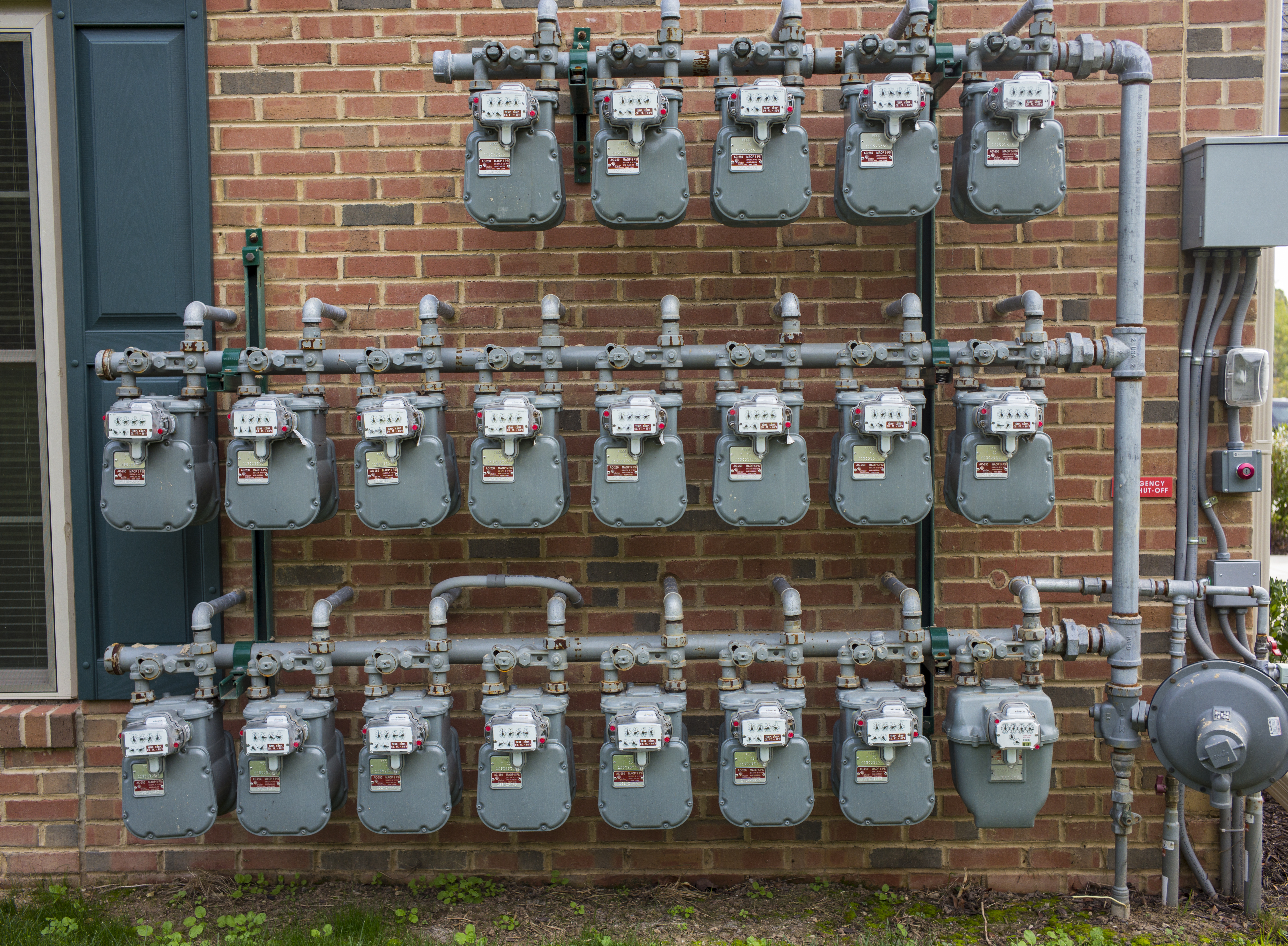 Natural gas firms have a proposal to convert home heating to