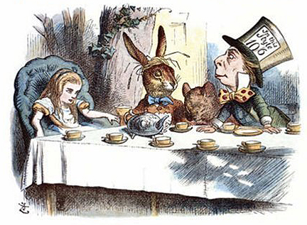 Think too hard about quantum computing, and Alice's down-the-rabbit-hole adventures start looking downright normal and boring.