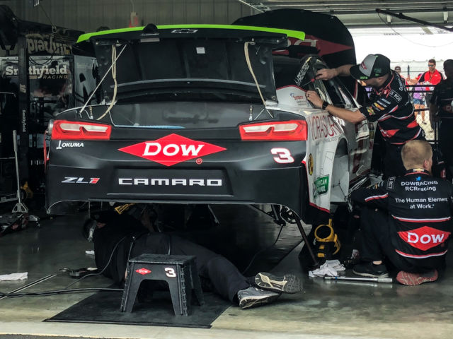 Open mind, wide open throttle: We go to our first NASCAR