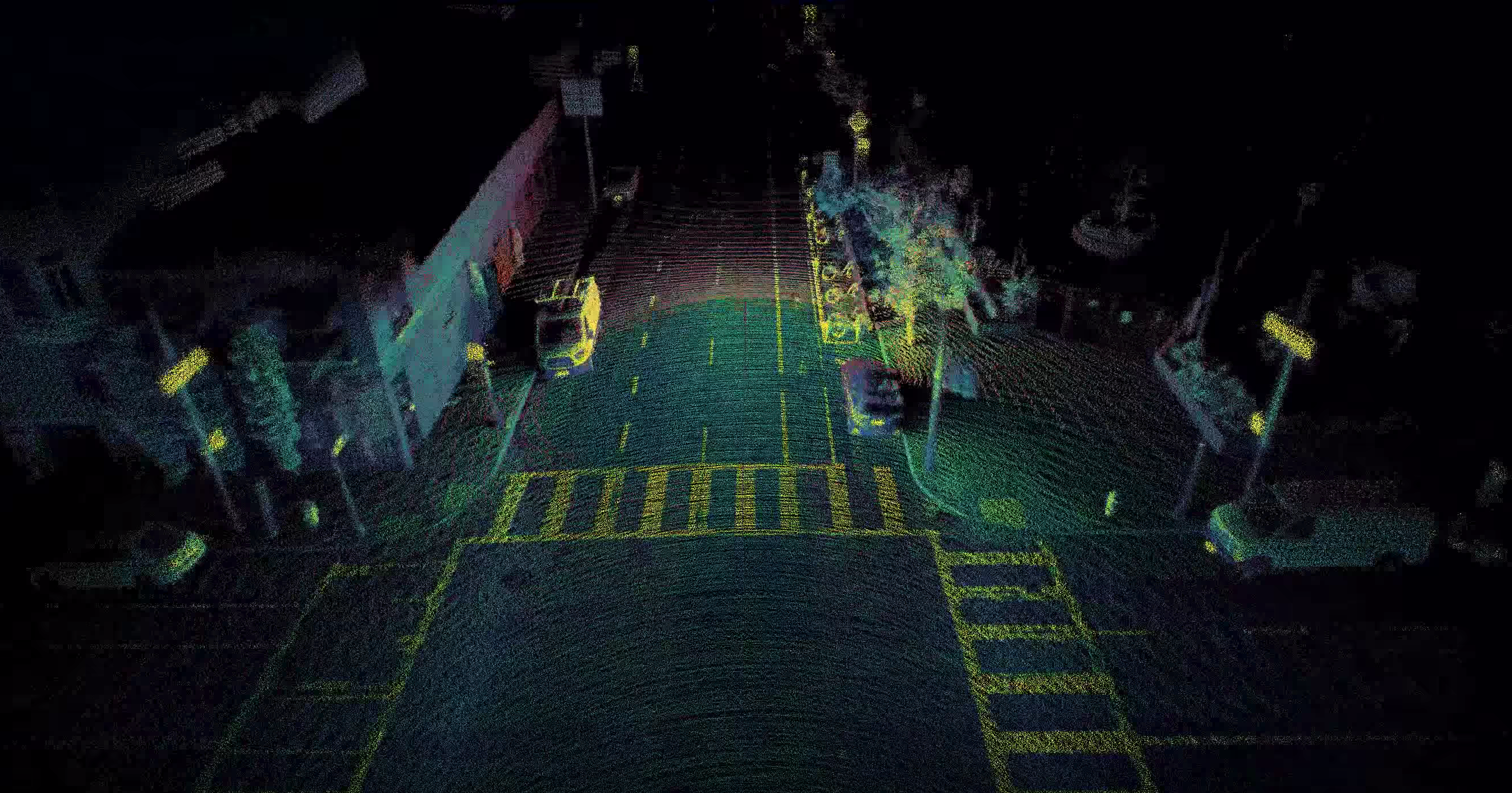 Why Millions Of Lasers On A Chip Could Be The Future Lidar Ars Analogvsdigitalcircuits Analog Dialogue Singlechip Direct An Image Generated By Ousters