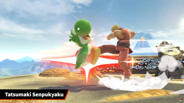 Smash Bros  Ultimate confirms final features—and new