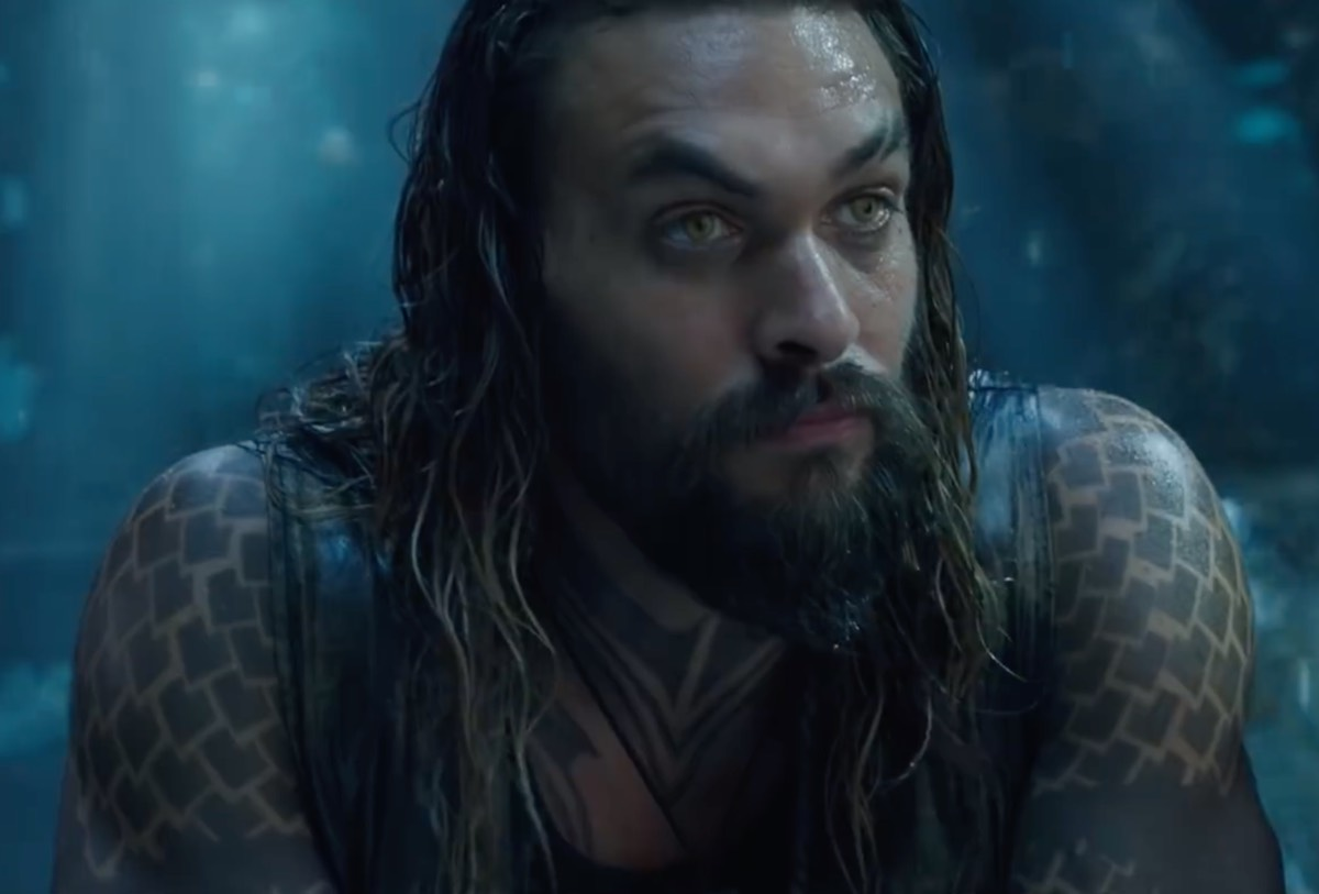 Hang On To Your Magical Tridents The Final Aquaman Trailer Is Here