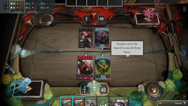 Artifact beta: Learn how to play Valve's first card game