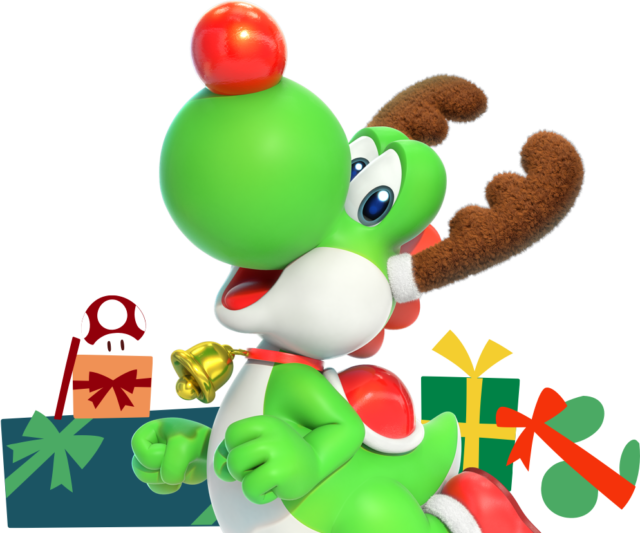 It's not Christmas yet, but Nintendo already wants to change Merry Yoshi mas owner through a Thanksgiving-Timed eShop sale.