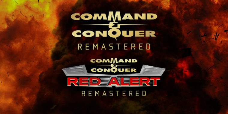 Original Command & Conquer devs will remaster series' first games in one package