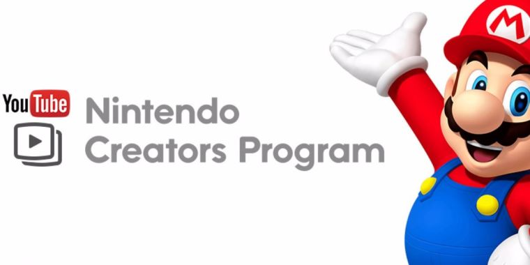 Nintendo Ends Controversial YouTube Revenue-sharing Program