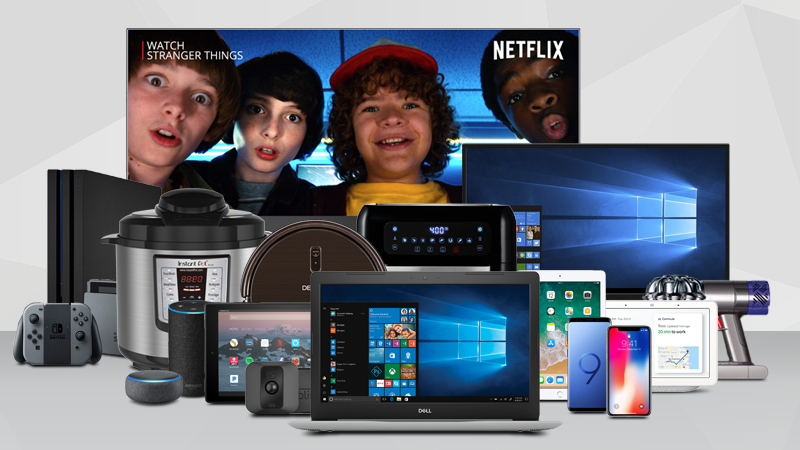 19daa72ae9a Cyber Monday 2018: Best tech deals on TVs, laptops, video games, and ...