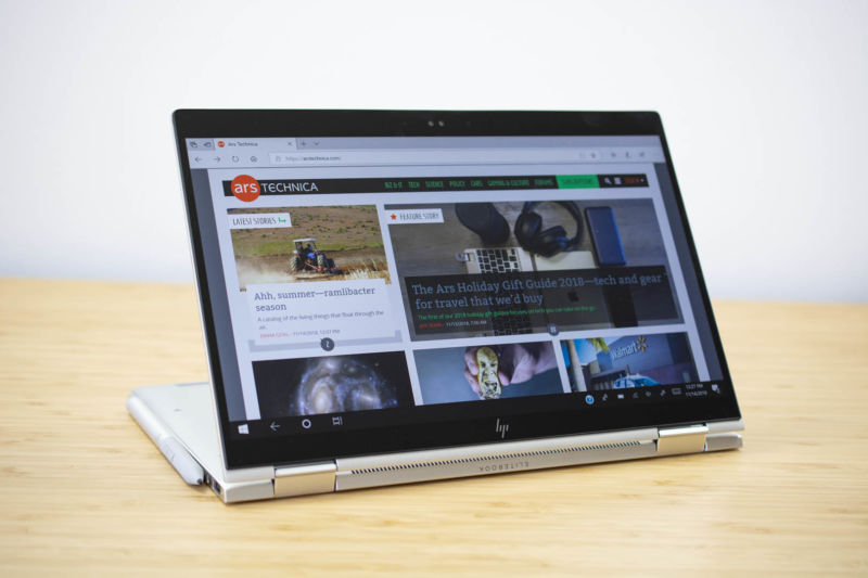 HP Elitebook x360 1030 review:  wee tweaks made to a stylish  labor 2-in-1