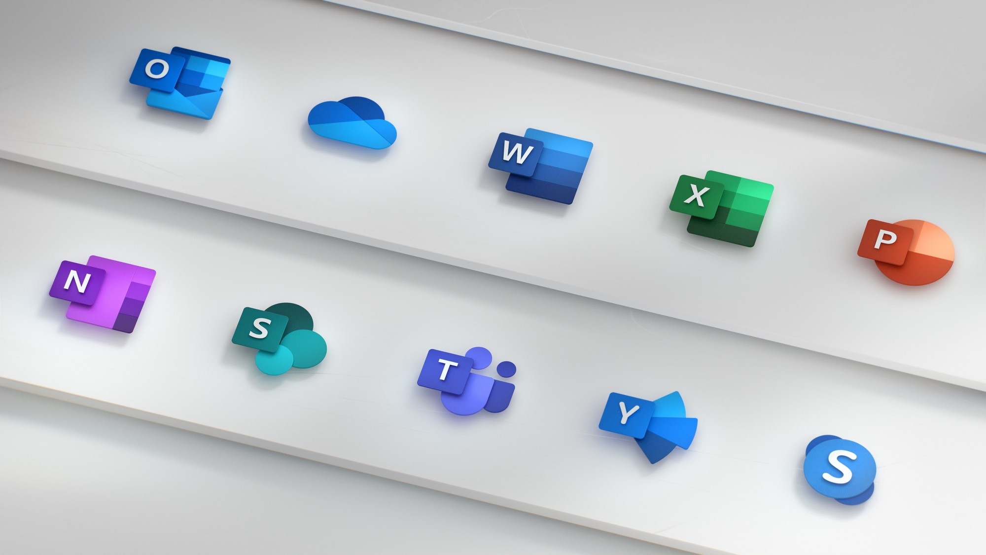 Microsoft Office has pretty new icons but they have a fatal