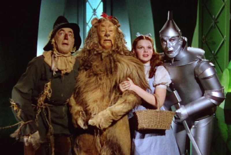 <em>The Wizard of Oz</em> tops the list. The rankings are based on an &quot;influence score&quot; determined by how many times each film has been referenced in subsequent films.