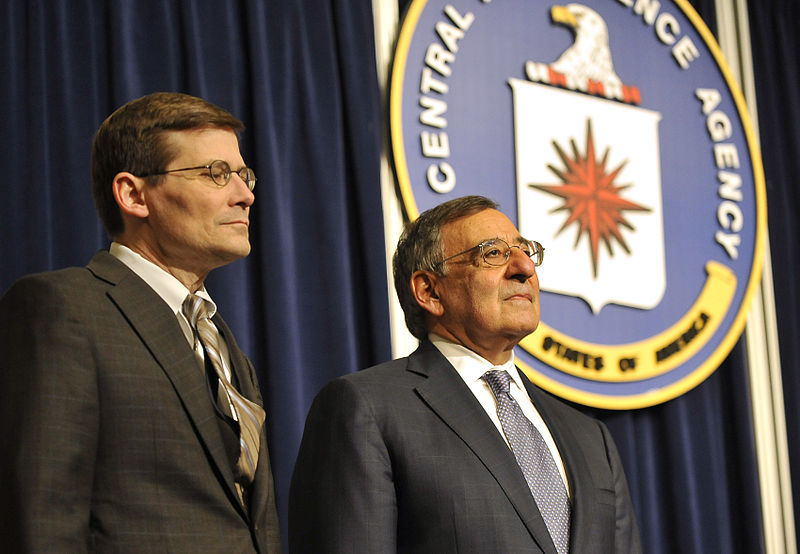 When he left the CIA in 2011 to become secretary of defense, Leon Panetta (right) was leaving in the midst of a huge crisis for the CIA, according to a Yahoo News report: a breach in communications had exposed dozens of CIA assets in Iran and China.