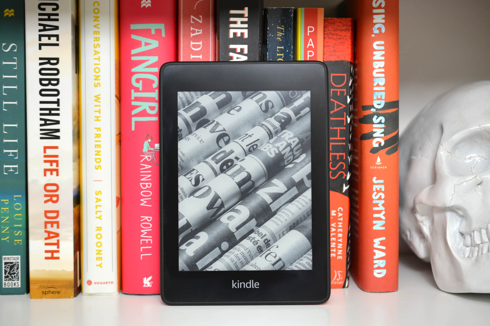 Amazon's Kindle Paperwhite is our pick for the best ebook reader you can buy.