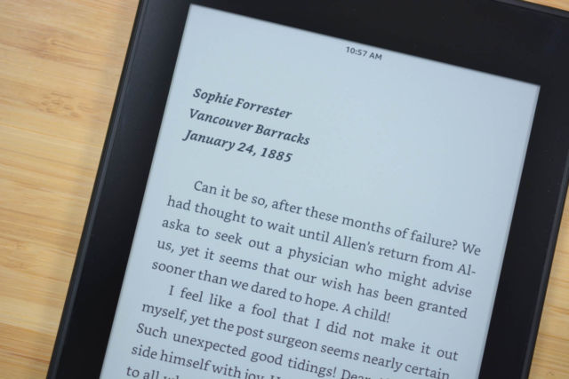 Kindle Paperwhite 2018 review: A more premium e-reader at the right