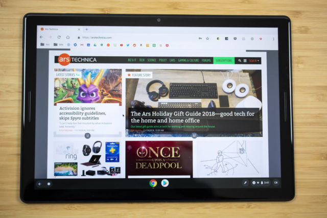 """Pixel Slate review: Paying the """"Google"""" premium for Chrome OS 