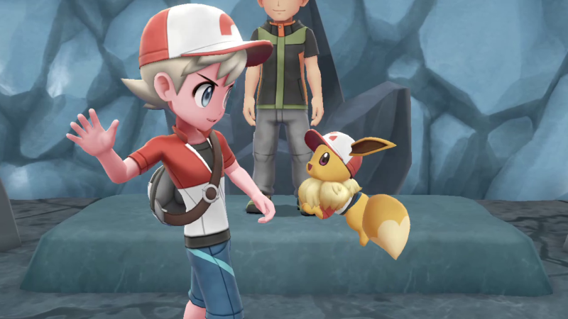 Pokemon Let's Go: Well, I guess my adult ass is going to collect