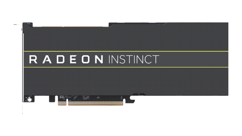 Hexbyte - Science and Tech AMD Radeon Instinct MI60.