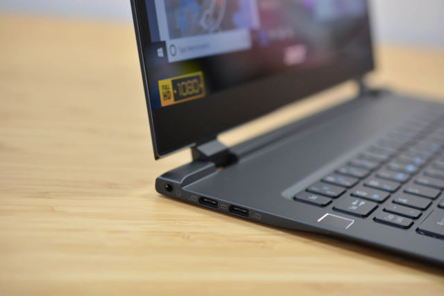 Acer Swift 7 review: Thinness above all else demands many
