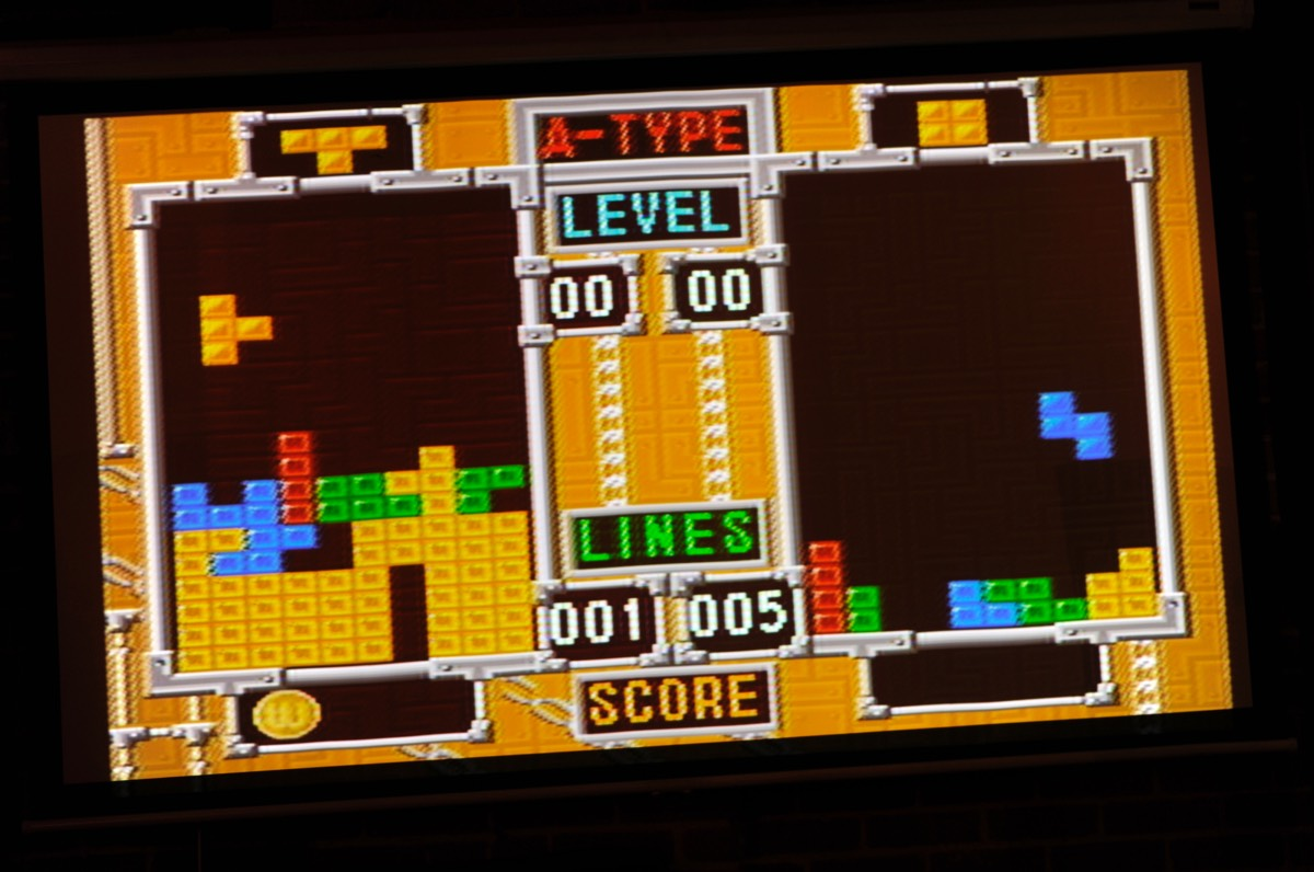 There are <em>Tetris</em> tournaments where the most devoted players can compete against each other.