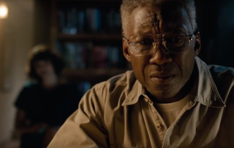 """Did you think you could just go on and never once have to look back?"" An elderly Wayne Hays (Mahershala Ali) has to reckon with his dark past in season 3 of <em>True Detective</em>."