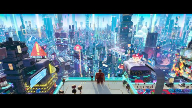 Wreck It Ralph 2 Review Everything We Wish Ready Player One Had