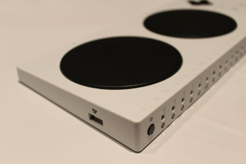 All of those Xbox Adaptive Controller ports can now work with the Nintendo Switch... if you buy a $25-ish adapter.