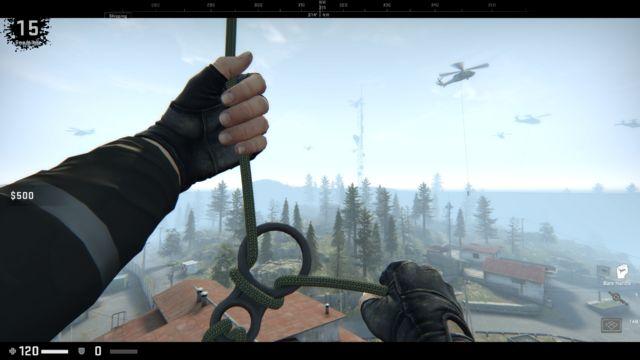 Counter-Strike GO becomes F2P, adds a shrunken battle royale mode