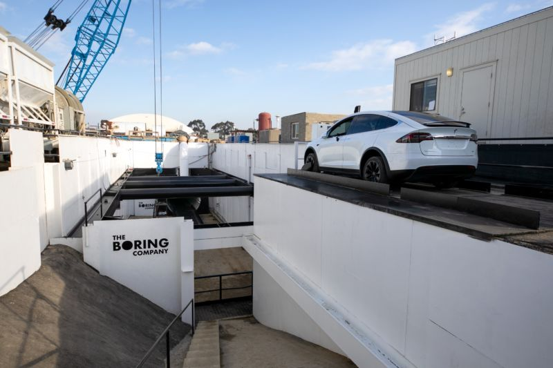 Local leaders cooling to Boring Company tunnel promises