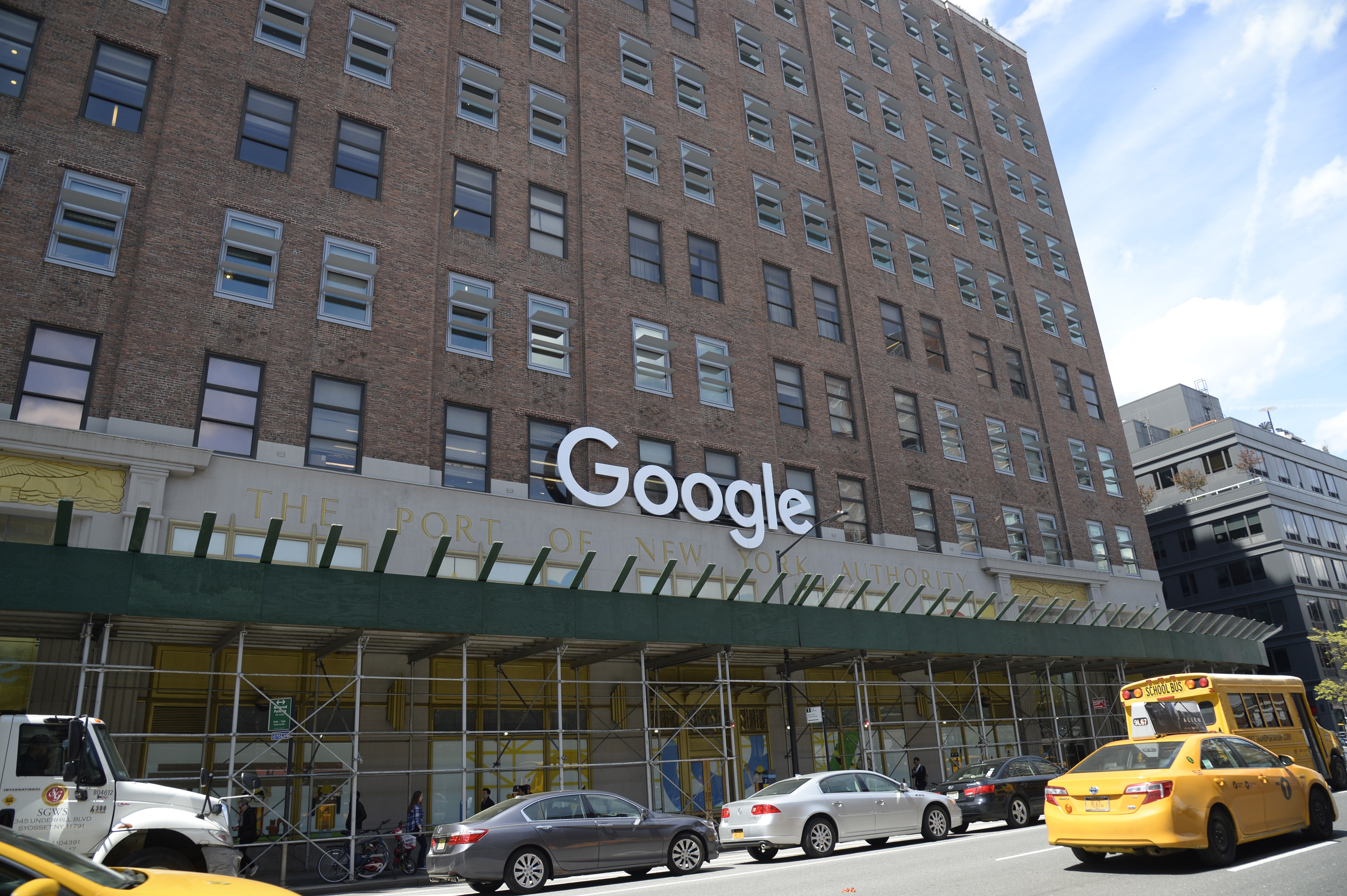 Image result for google nyc headquarters