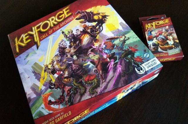 KeyForge: The red-hot card game where every deck is unique