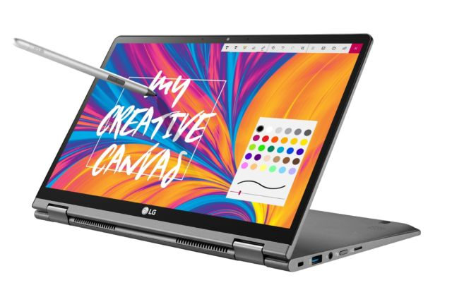 New 17-inch LG Gram laptop weighs 2 9 pounds, has nearly 20