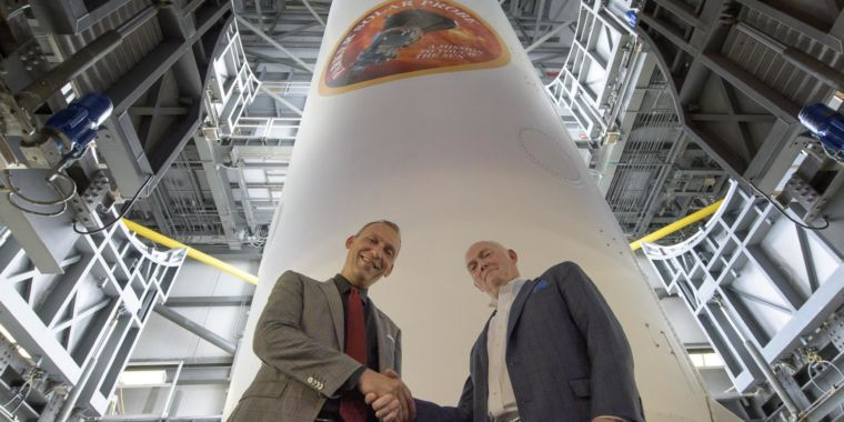 Talking Rockets with Tory Bruno: Vulcan, the Moon, and Hat Condiments