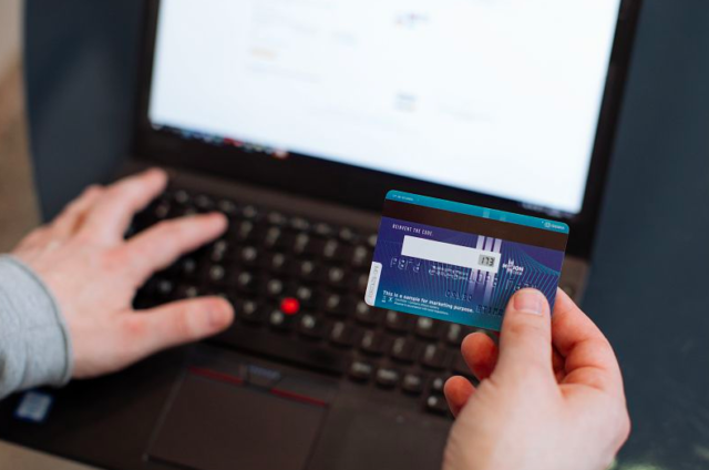 Pilot project demos credit cards with shifting CVV codes to