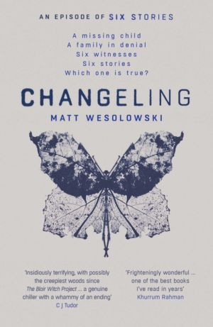 review changeling mixes the best parts of podcasts and horror