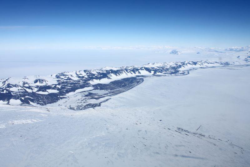 Antarctica today.