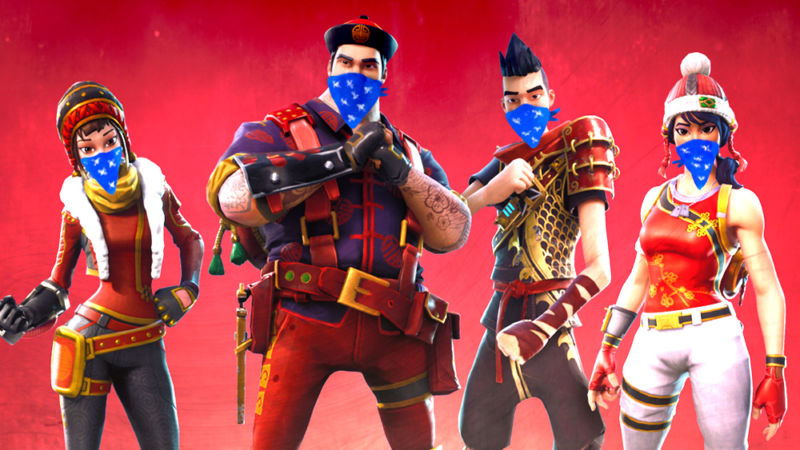 Fortnite's paid outfits, dances have made it a target for lucrative account theft