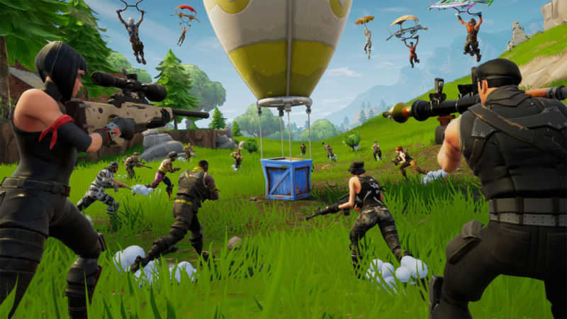 epic opens fortnite s cross platform services for free to other devs - fortnite online game free