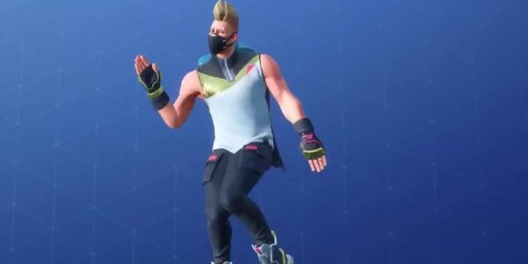 """Rapper sues Epic Games over """"unauthorized"""" Fortnite dance ..."""