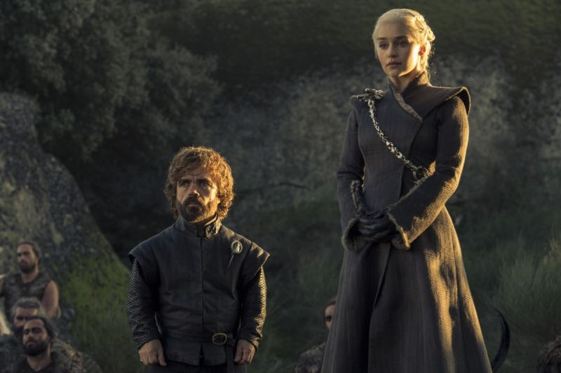 How has Tyrion Lannister survived for so long? Being high born helps, being male doesn't. His willingness to switch his allegiance to Daenerys Targaryen likely tipped the balance.