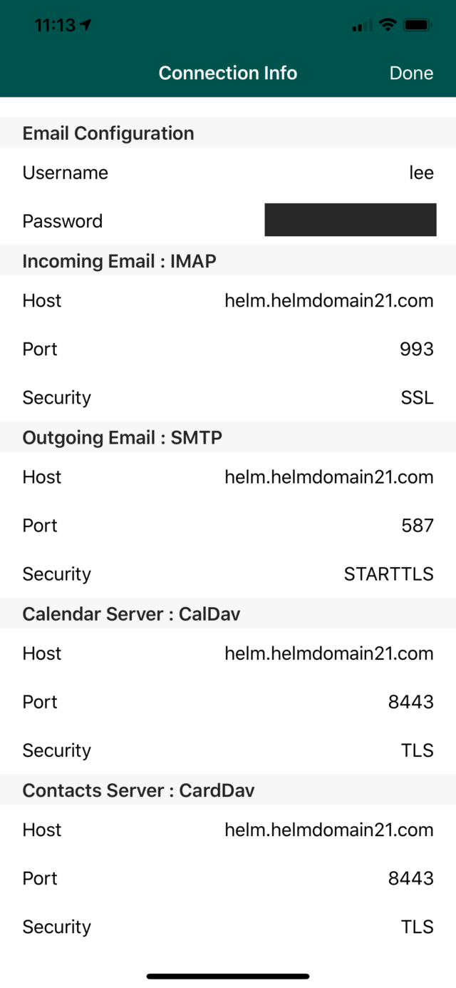 Review: Helm Personal Server gets email self-hosting (almost