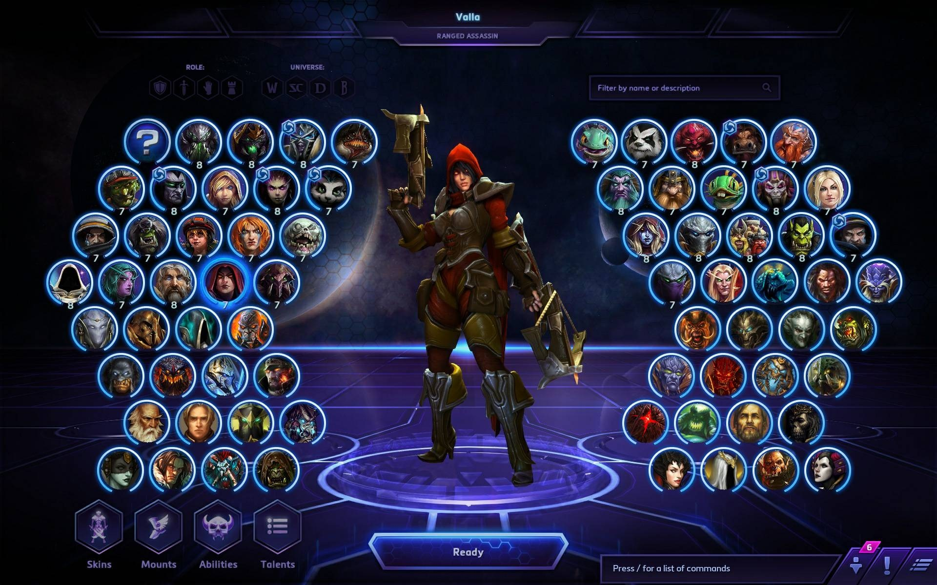 Heroes Of The Storm Ligen