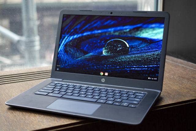 HP's new Chromebook x360 14 brings business style to Chrome
