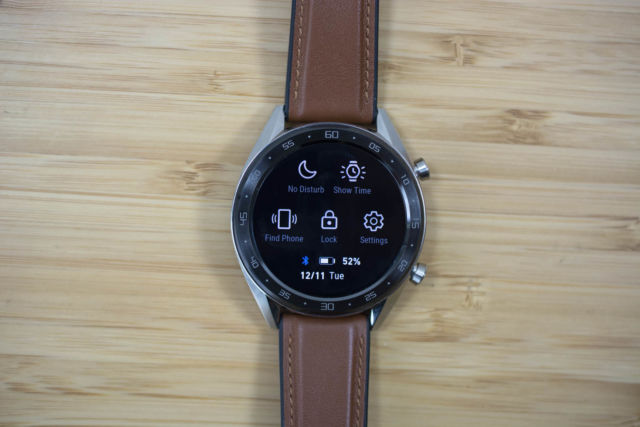 Huawei Watch GT review: When hardware and software don't mesh | Ars