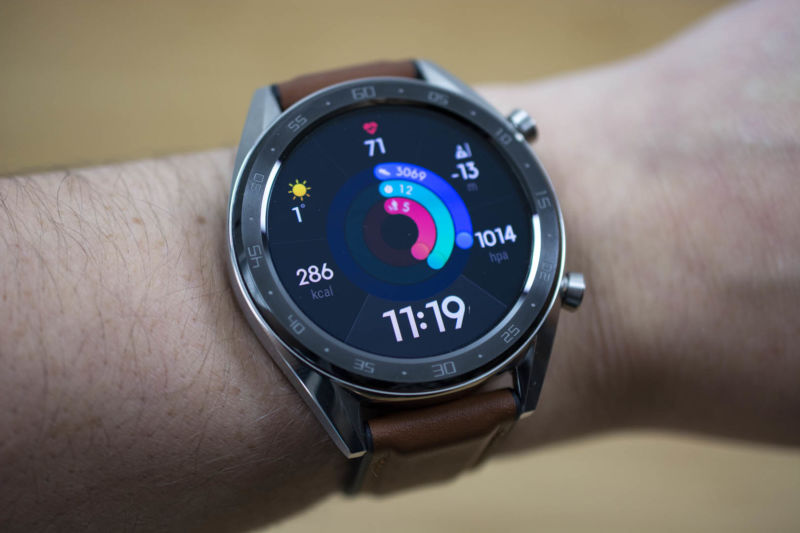 Huawei Watch GT review: A pricey companion for the limited LiteOS