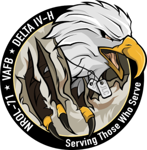 NROL-71 mission patch.