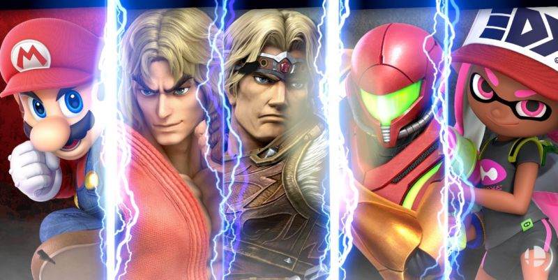 Five of <em>Super Smash Bros. Ultimate</em>&#8216;s 74 combatants. There&#8217;s a lot to talk about—and a lot to love.&#8221;></p> <p style=